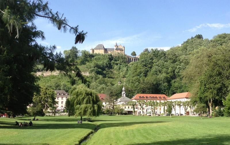 Uriage-les-Bains city