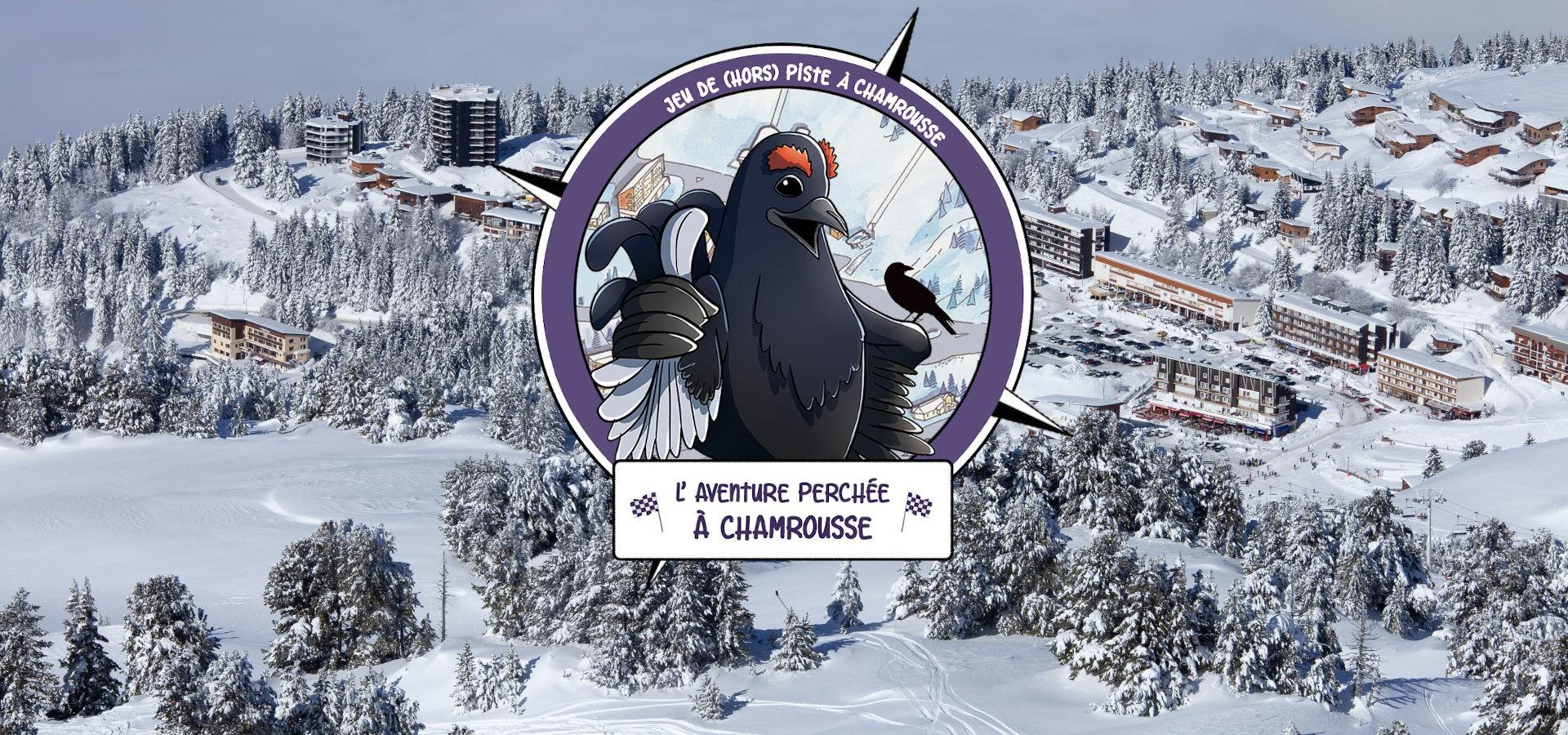 Escape Game - Aventure perchée à Chamrousse