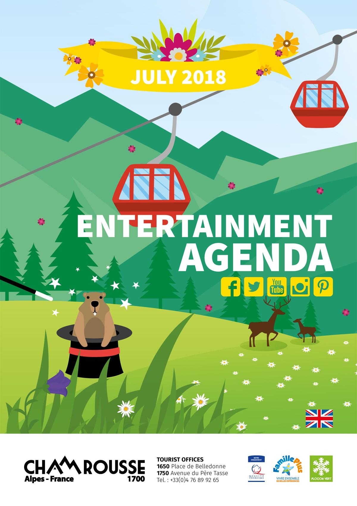 Summer entertainment programme n°1