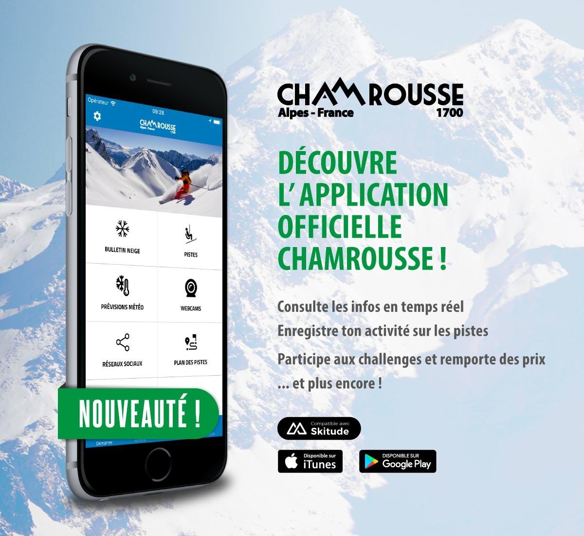Application Chamrousse