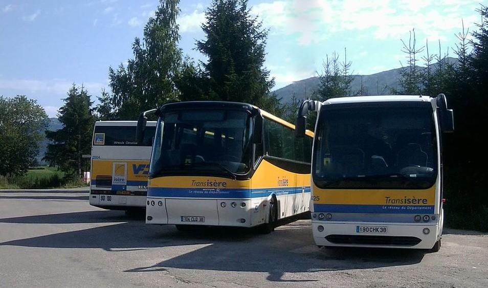 Transisère bus
