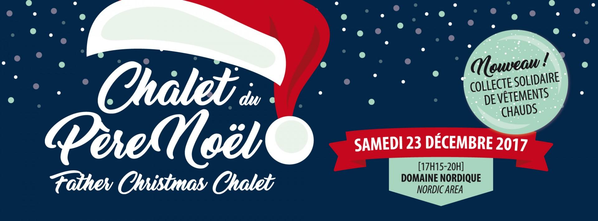 Chalet du Père Noël Chamrousse