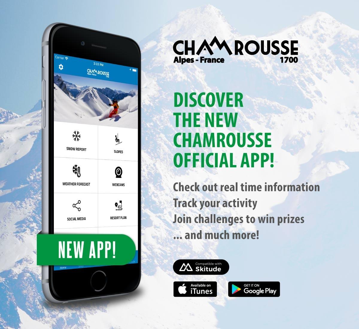 Chamrousse app