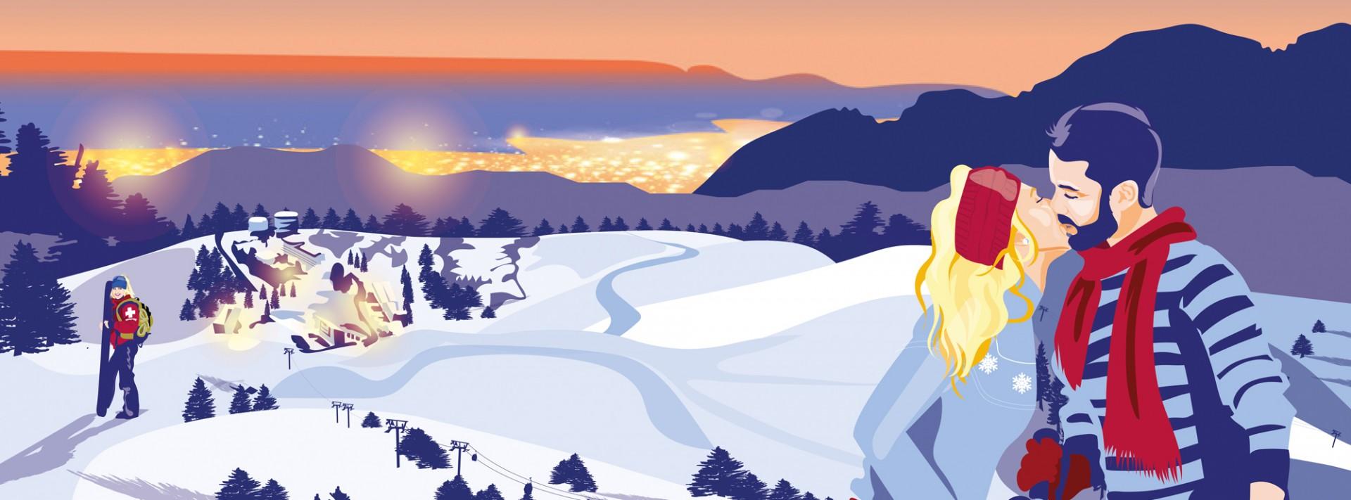Chamrousse winter 2019-2020