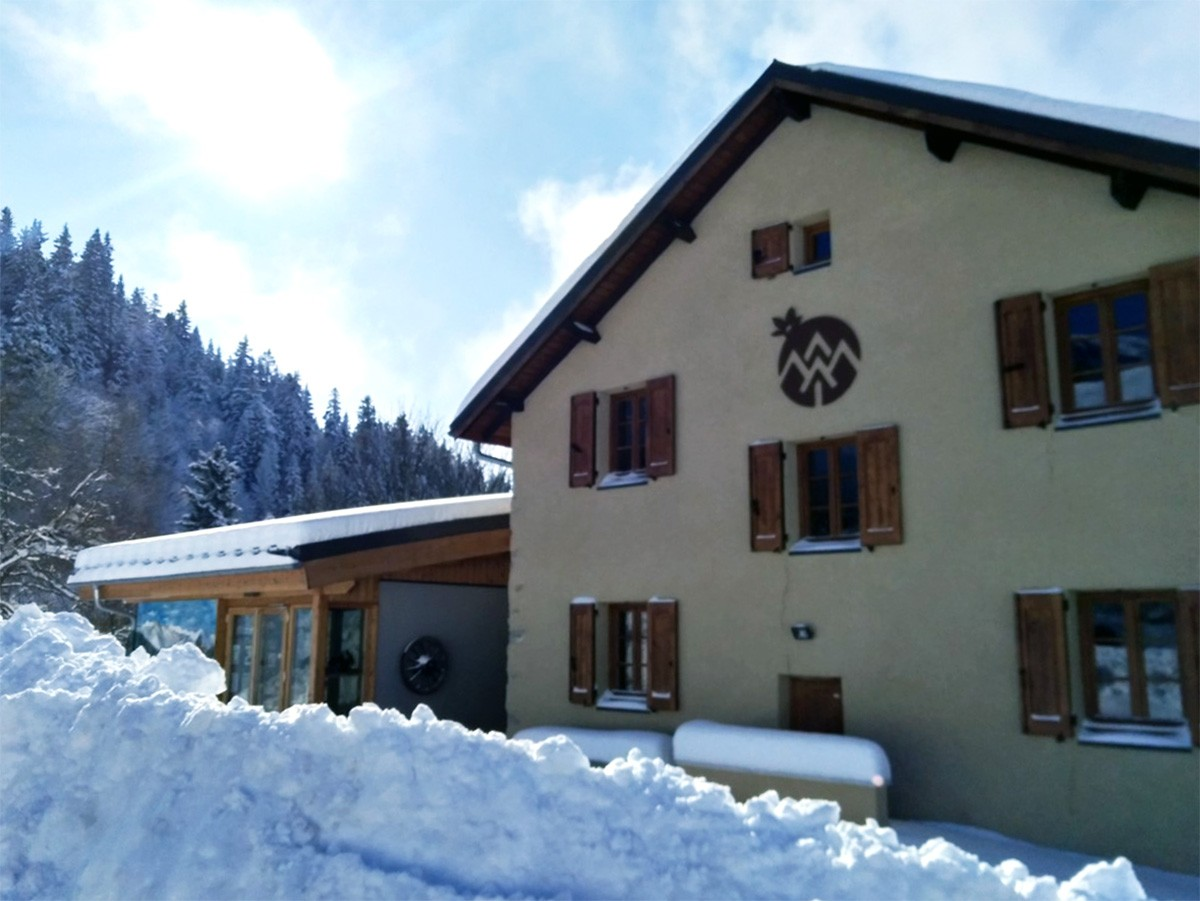 Chamrousse environment centre mountain resort isere french alps france