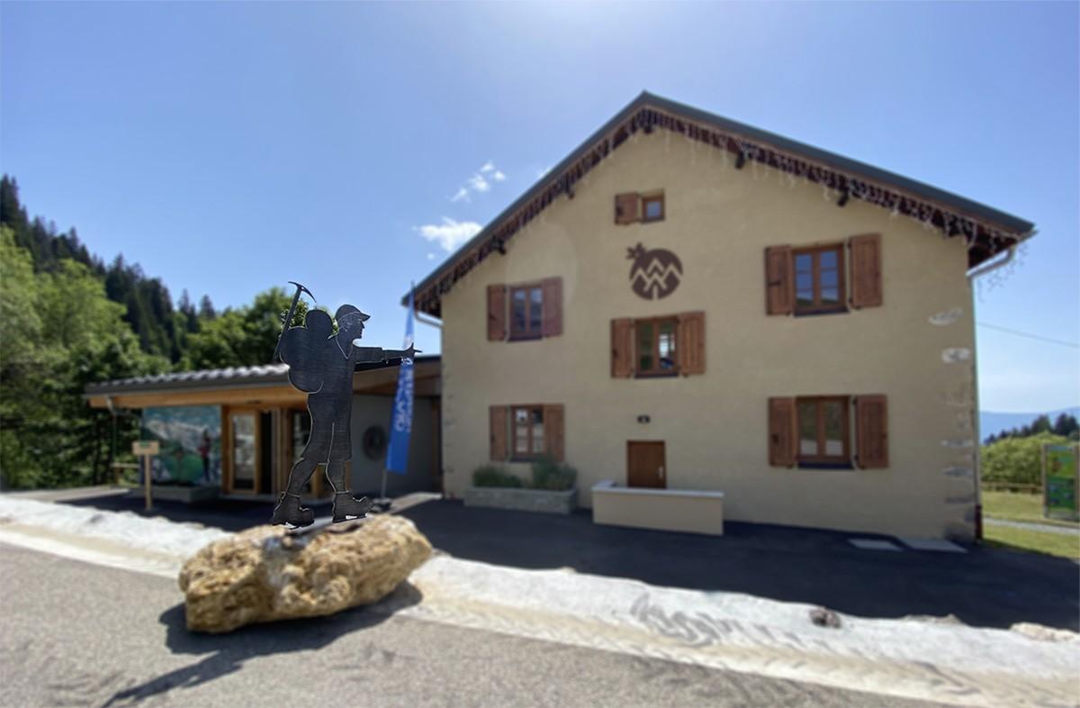 Maison Patrimoine et Environnement Chamrousse