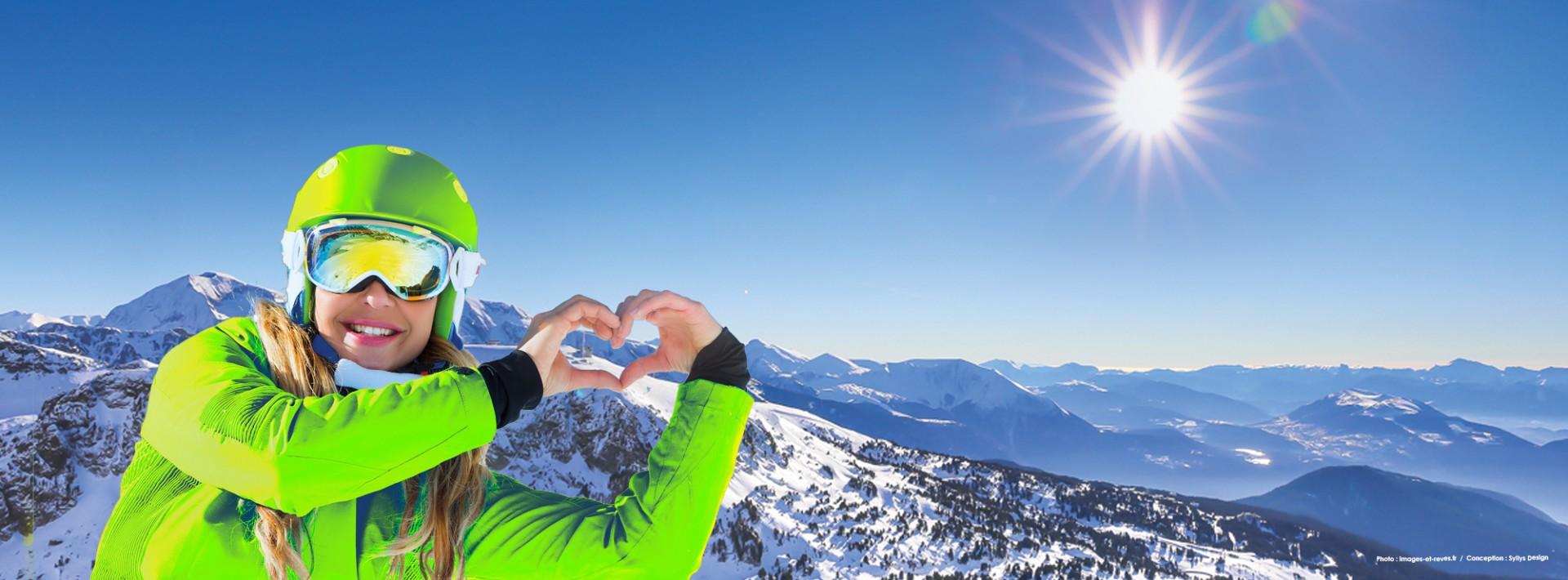 Printemps du ski Chamrousse