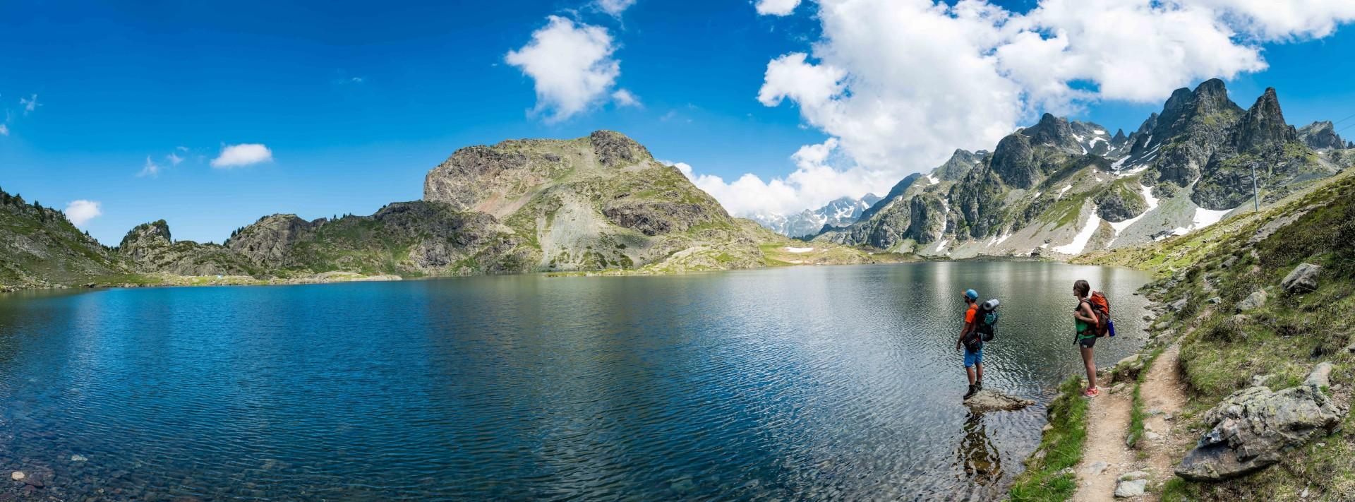 Randonnée montagne Chamrousse