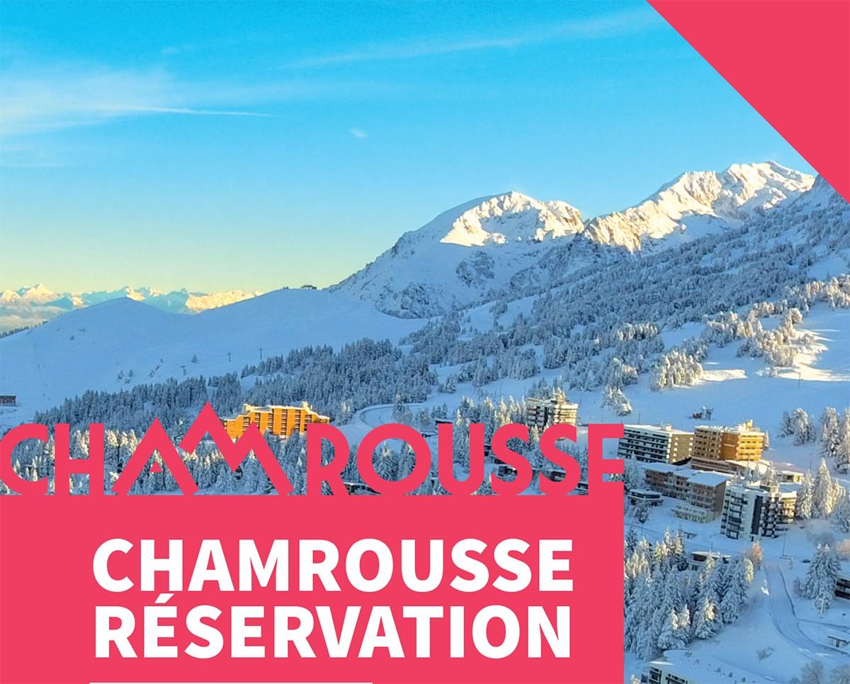 Chamrousse Réservation centrale location hebergement station ski montagne hiver ete isere alpes france