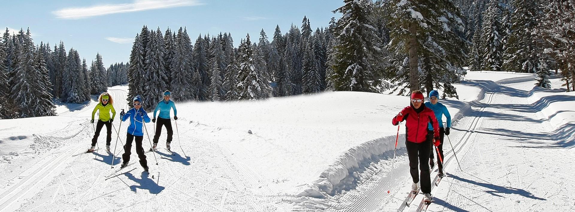 Chamrousse ski nordique