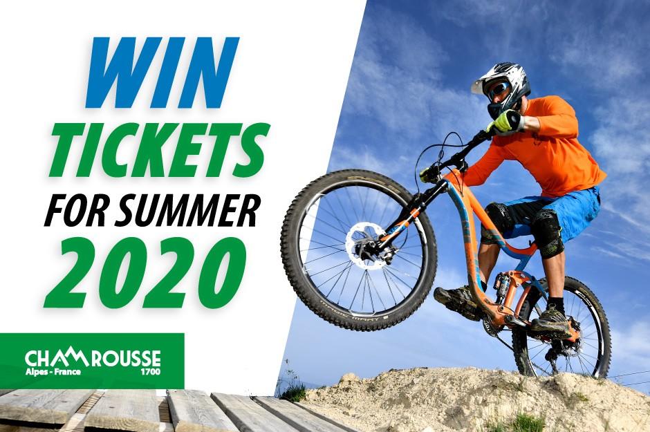 Chamrousse Skitude summer challenge