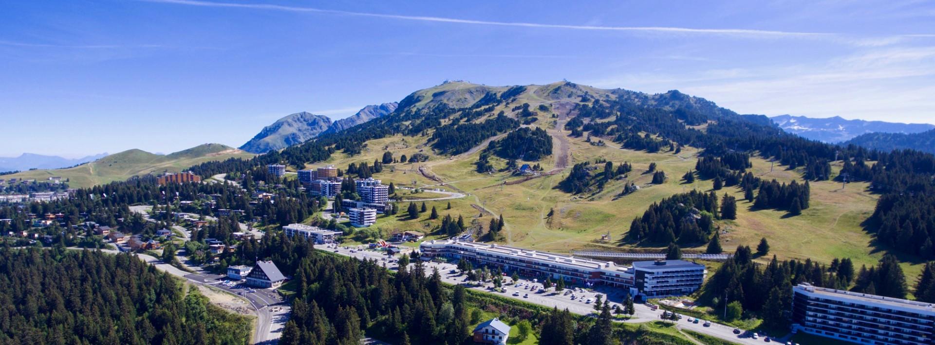 Chamrousse station montagne