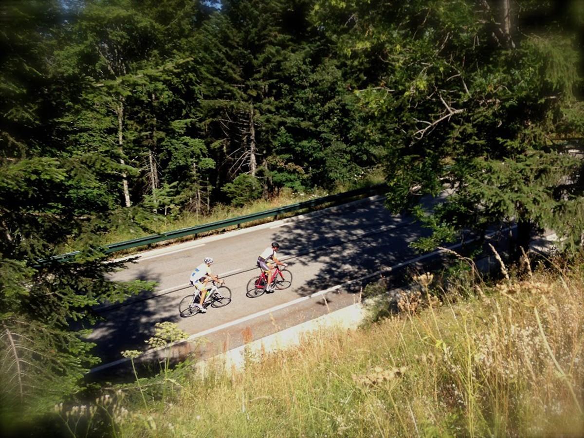 Vélo de route Chamrousse