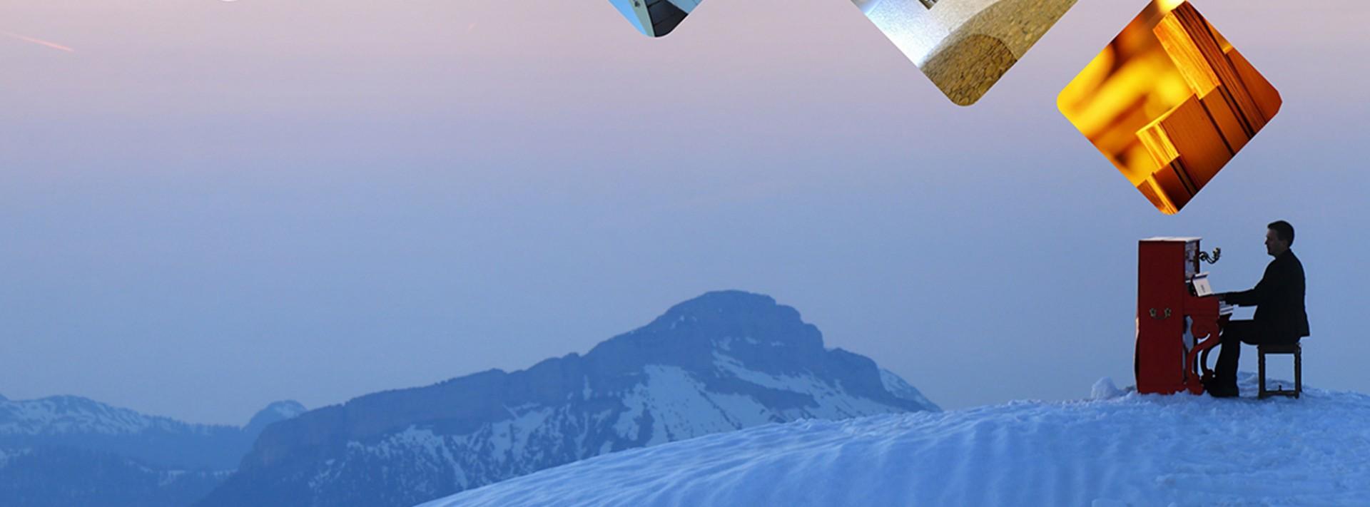 Festival ciné montagne et art contemporain Chamrousse