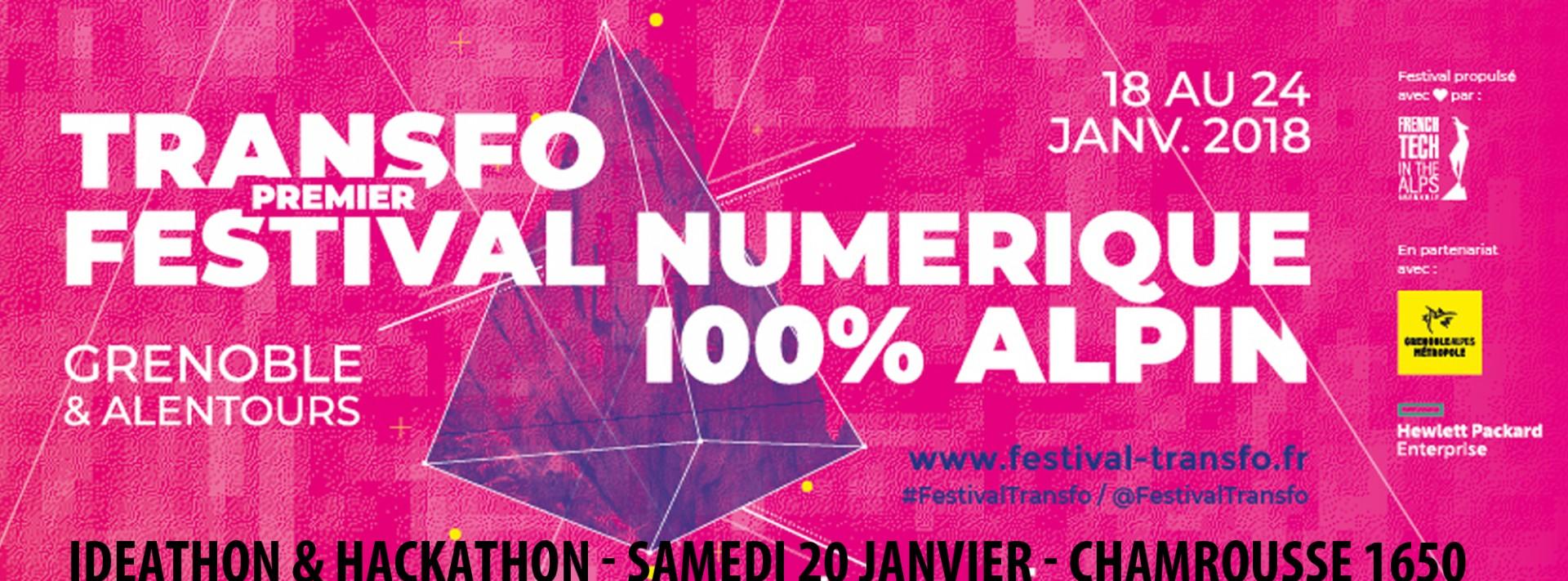 Festival Transfo Chamrousse
