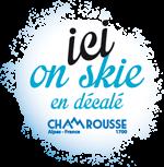 Logo Skiez en décalé Chamrousse