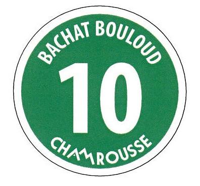Magnet vert piste  Bachat-Bouloud