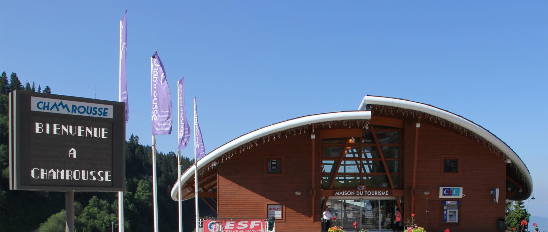 Tourist Office of Chamrousse
