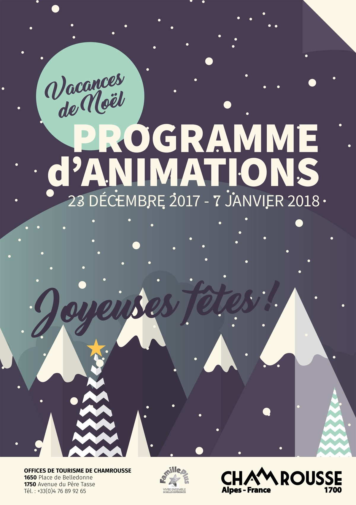 Programme animations hiver n°1