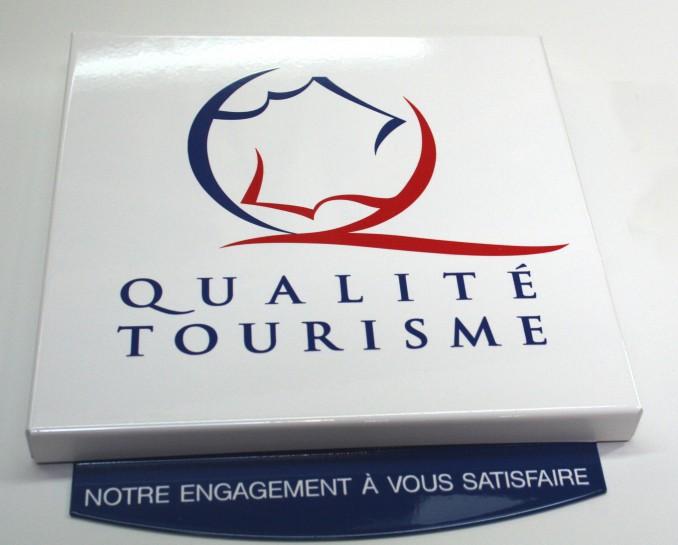 Qualité Tourisme label