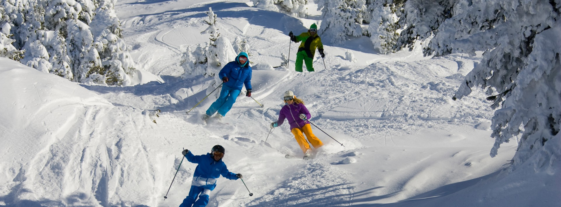 Ski alpin Chamrousse