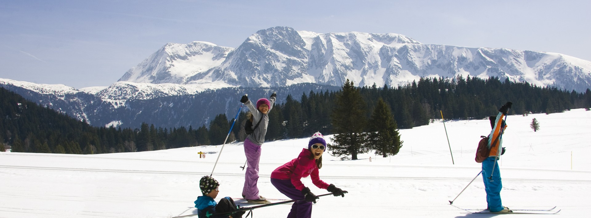 Ski nordique Chamrousse