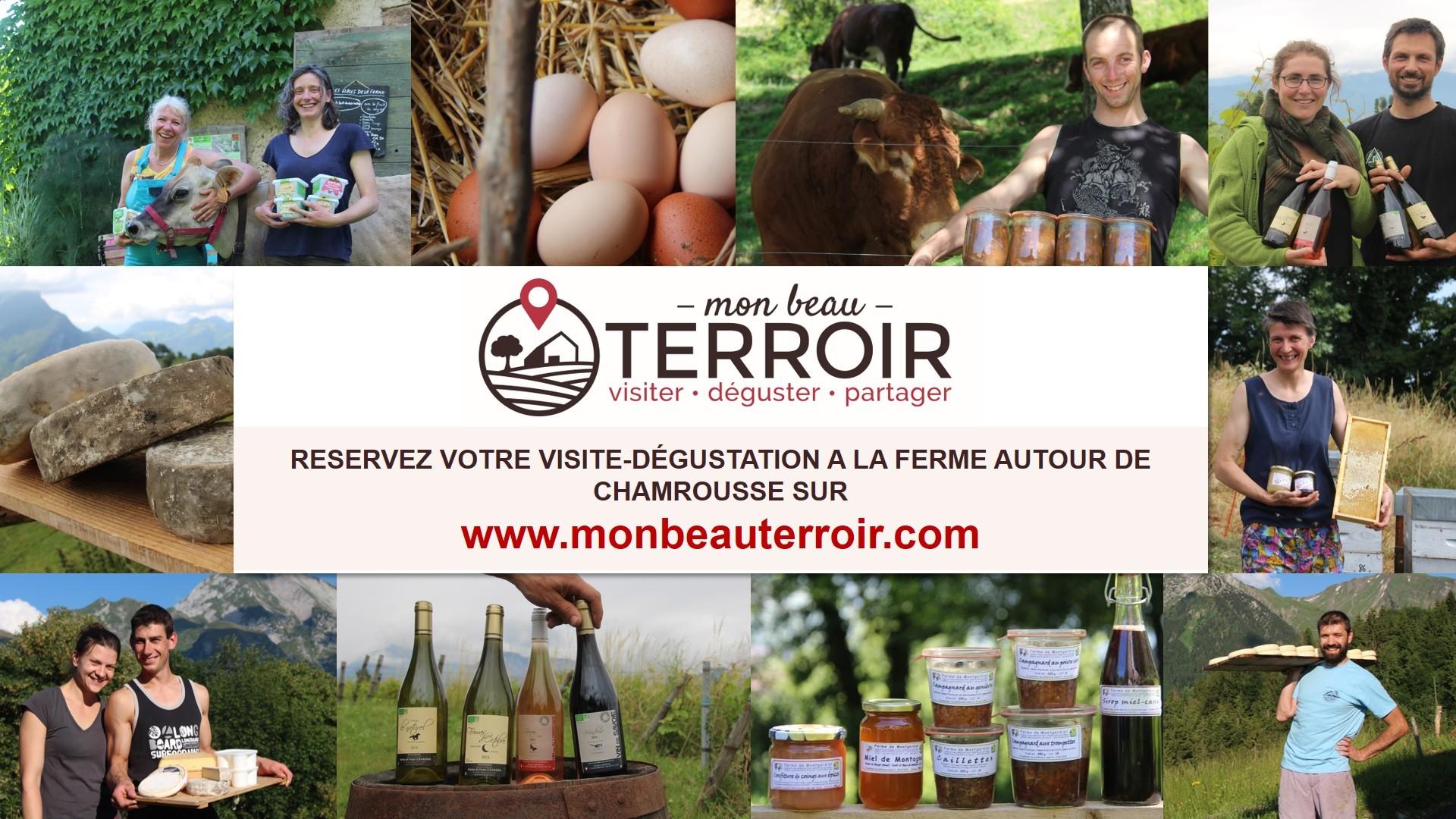 Visite fermes chamrousse
