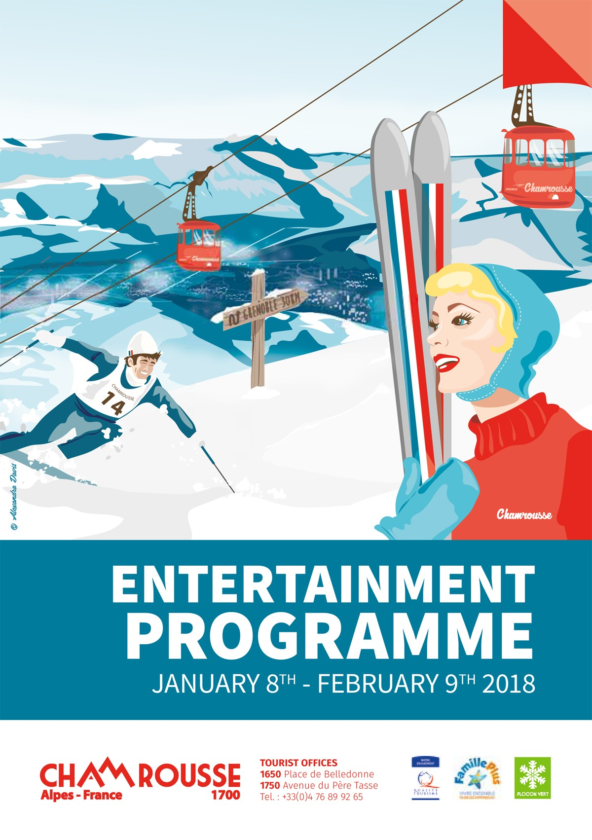 Winter entertainment programme n°2