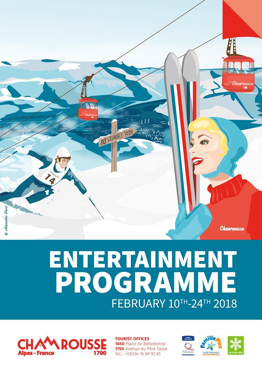 Winter entertainment programme n°3