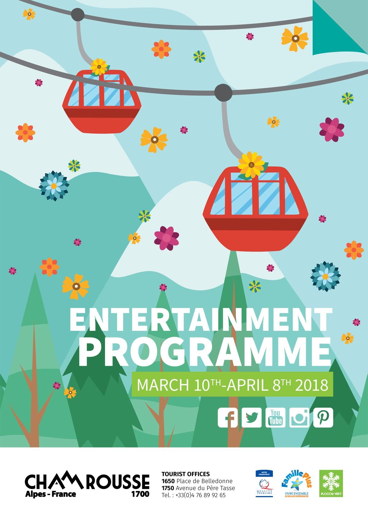 Winter entertainment programme n°5