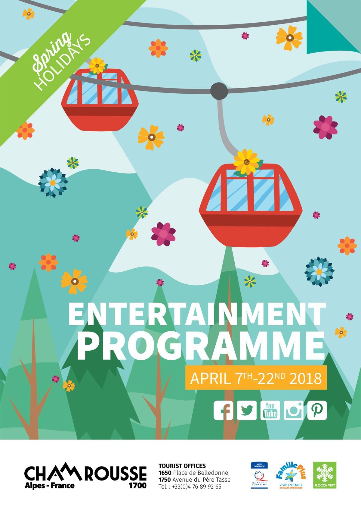 Winter entertainment programme n°6