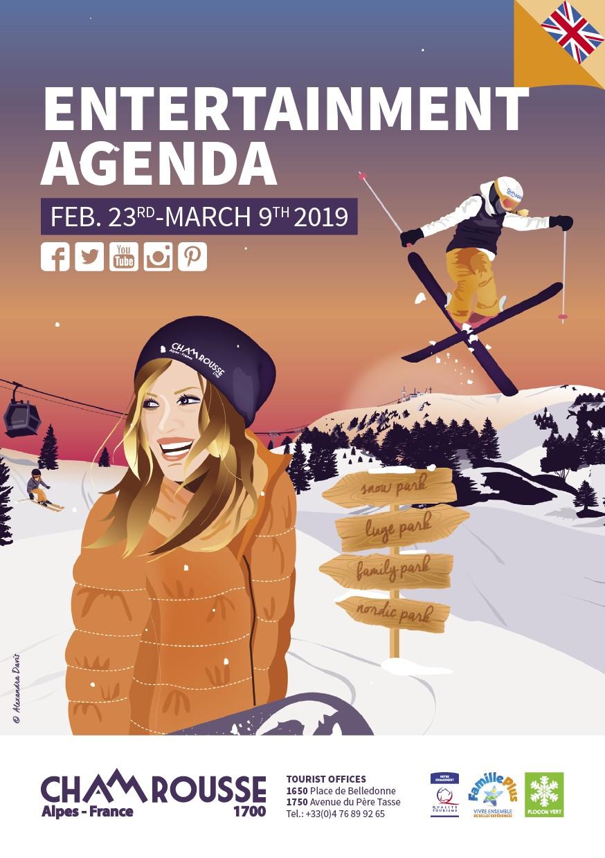 Winter entertainment programme n°4