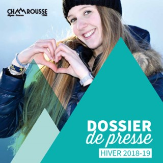 Dossier presse Chamrousse hiver 2018-19