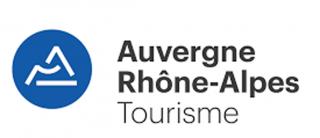 Logo Auvergne Rhône-Alpes Tourisme