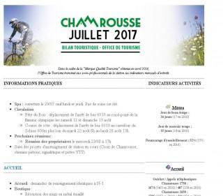 Newsletter Pro - Juillet 2017