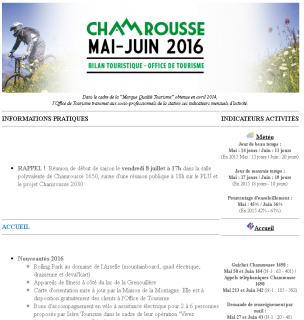 Newsletter Pro - Mai/Juin 2016