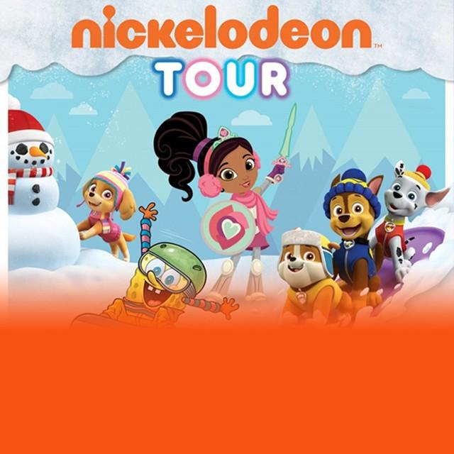 Nickelodeon Tour Chamrousse