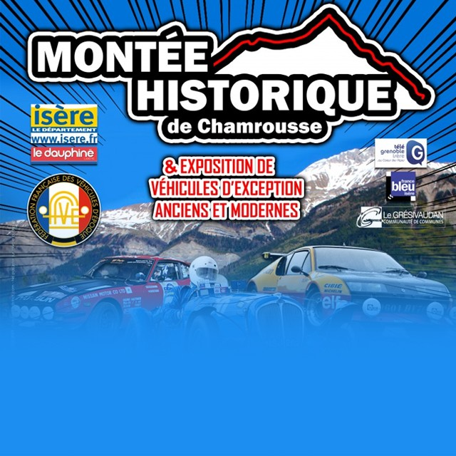 Historical ascent of Chamrousse