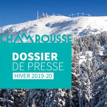 Dossier presse Chamrousse hiver 2019-20