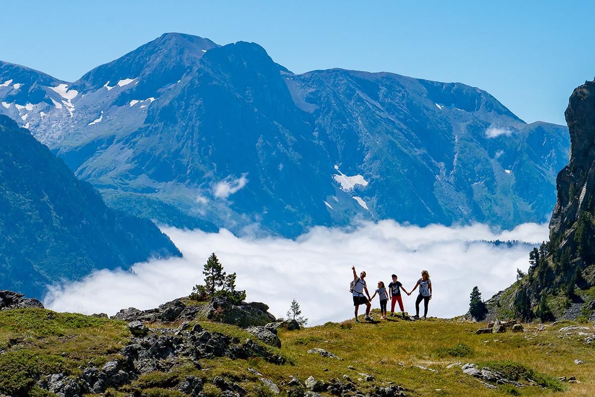 Chamrousse rando randonnée balade famille station montagne été isère alpes france - © Images-et-reves.fr