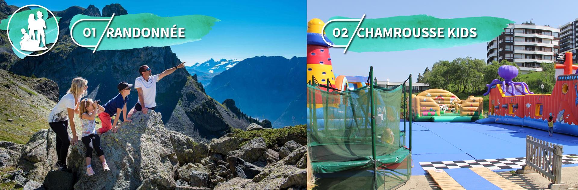 Chamrousse must-see summer season family top mountain resort grenoble isere french alps france - © Images-et-reves.fr / EG - OT Chamrousse