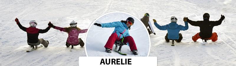 Chamrousse blog expérience test snooc Aurélie station ski montagne isère alpes france
