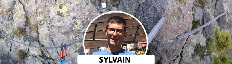 Chamrousse test via ferrata after work par Sylvain station été montagne grenoble isère alpes france