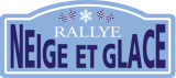 Logo rallye neige et glace