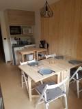 Appartement studio cabine 4 personnes immeuble Vernon Chamrousse