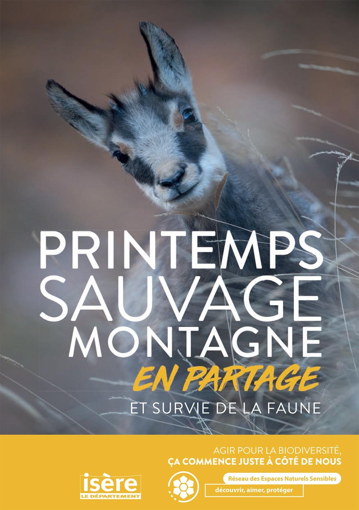 Photo exposition Printemps sauvage, montagne en partage