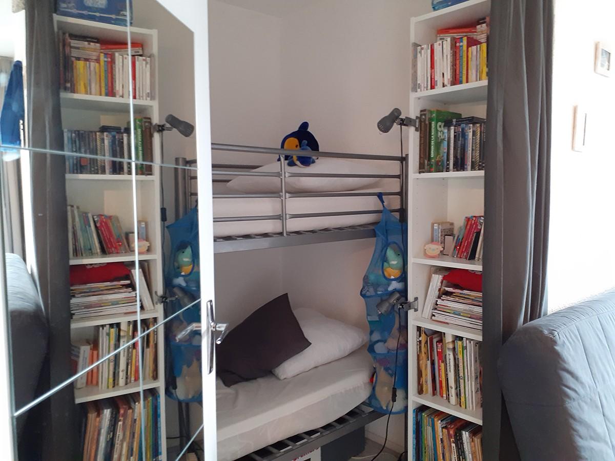 Appartement 4 personnes claret 108 Chamrousse