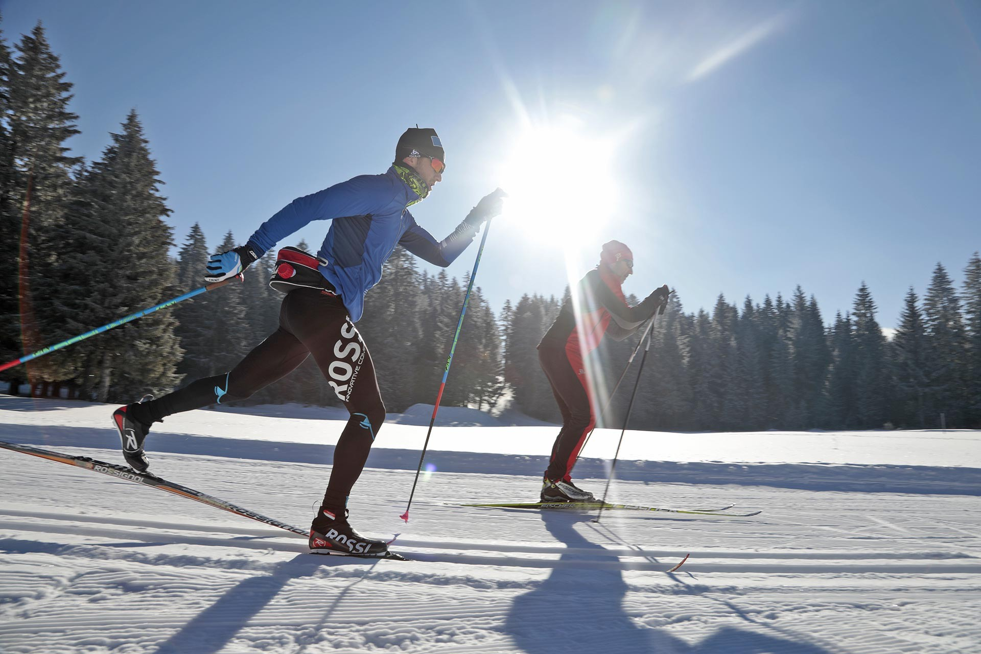 Discovering cross-country skiing: book your stay in Chamrousse!