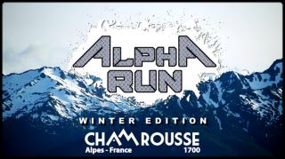 Alpha Run Chamrousse
