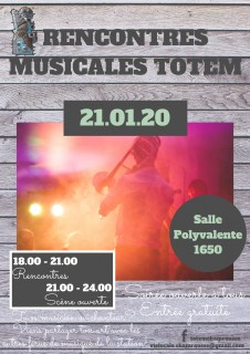 Rencontres musicales Chamrousse
